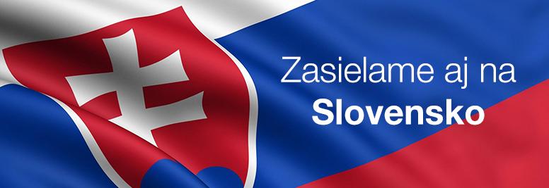 Zasielame aj na Slovensko